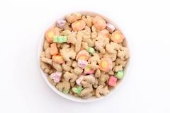 蛋白软糖谷物2 免版税图库摄影