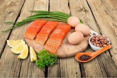 蛋白质 免版税库存照片