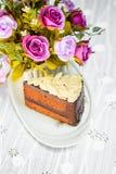 蛋糕。17 图库摄影