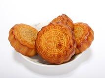 蛋糕中国人著名食物月亮 库存图片