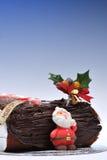 蛋糕圣诞节 库存照片