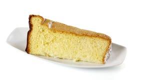 蛋糕圣诞节pandoro 免版税库存图片