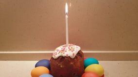 蛋糕复活节彩蛋