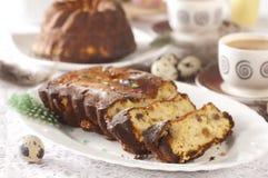 蛋糕复活节 库存照片