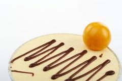 蛋糕小被装饰的空泡 免版税库存图片