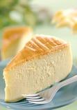 蛋糕干酪 库存照片