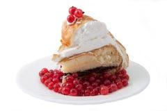 蛋糕无核小葡萄干 库存图片