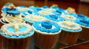 蛋糕杯子 库存图片