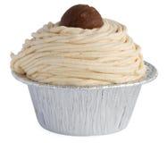 蛋糕杯子 图库摄影