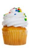 蛋糕杯子 免版税库存照片