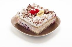蛋糕用果子 库存图片