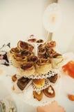 蛋糕用桂香 免版税库存照片