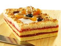 蛋糕纤巧 免版税库存图片