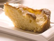 蛋糕菠萝 库存图片