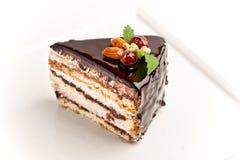 蛋糕螺母 库存照片