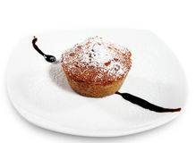 蛋糕螺母 免版税图库摄影