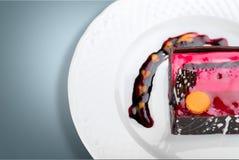蛋糕 免版税库存照片