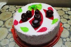 蛋糕 图库摄影