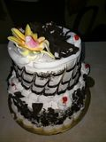 蛋糕 免版税库存图片