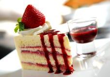 蛋糕3 库存图片