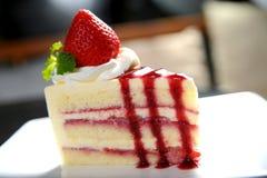蛋糕3 免版税库存图片