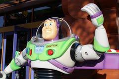 蜂声光年pixar s 免版税库存图片