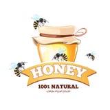 蜂房传染媒介象征 库存照片