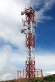 蜂窝电话的天线 库存图片