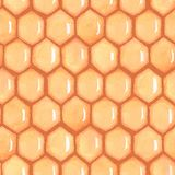 蜂窝蜂蜜2 图库摄影