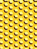 蜂蜜梳子背景 向量例证