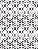 蜂蜜梳子背景 免版税图库摄影
