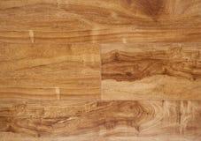 蜂蜜橡木地板纹理 免版税库存图片