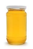 蜂蜜瓶子 库存图片