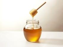 蜂蜜甜点 免版税图库摄影