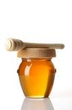 蜂蜜罐 图库摄影
