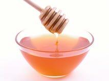 蜂蜜 库存照片