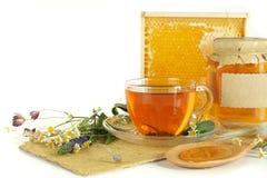 蜂蜜 免版税库存图片