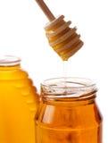 蜂蜜 库存图片