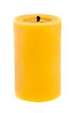 蜂蜡蜡烛 库存图片