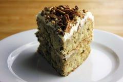 蜂鸟蛋糕 免版税库存图片