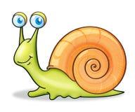 蜗牛 库存例证
