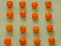 蜜桔样式 免版税库存照片
