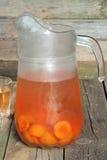 蜜饯用杏子 库存照片