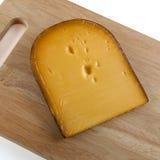 黑蜡乳酪 免版税图库摄影