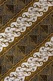 蜡染布模式和纹理 免版税库存照片