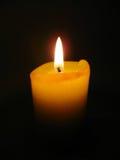 蜡烛仍然圣诞节生活 免版税库存照片