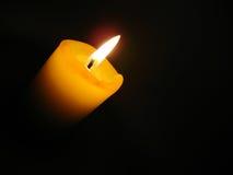 蜡烛仍然圣诞节生活 免版税图库摄影