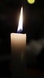 蜡烛光 图库摄影