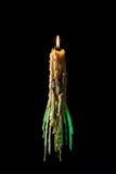 蜡烛巫婆2 库存图片