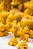 蜡烛玩具 免版税库存照片